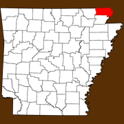 Clay County - Statewide Map