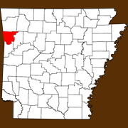 Crawford County - Statewide Map
