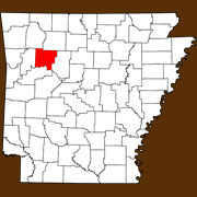 Johnson County - Statewide Map