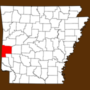 Polk County - Statewide Map