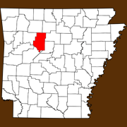 Pope County - Statewide Map