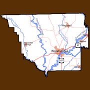 Randolph County Features