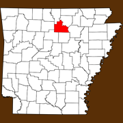 Stone County - Statewide Map