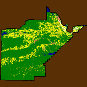 Yell County Land Use