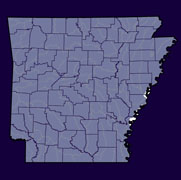 State-Level Map - Lower Mississippi-Helena