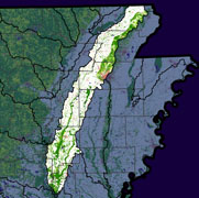 Watershed Land Use Map - Cache