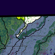 Watershed Land Use Map - Current River