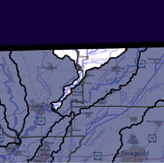 Watershed-Level Map - Current River
