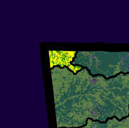 Watershed Land Use Map - Lake O' The Cherokees